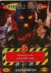 PYROVILE ATTACK  #896  Doctor Who DEVASTATOR  Battles In Time  Ultra Rare  UR3D Card-  10613